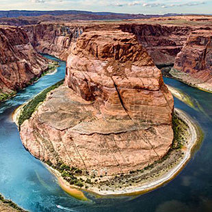 Horseshoe Bend Helicopter Tour