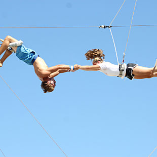 Fly on a Trapeze near Phoenix