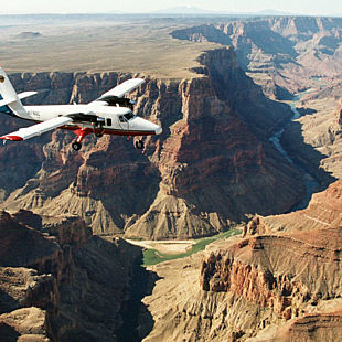 Plane Tour of the Grand Canyon
