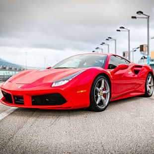 Race a Ferrari at Homestead-Miami Speedway