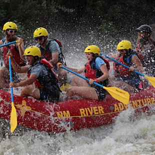 Whitewater Raft on the Rio Grande