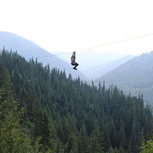 Zip Over Idaho