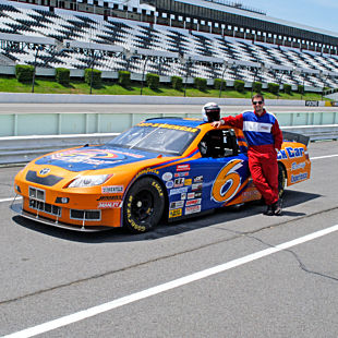 Stock Car Ride Along at Pocono Raceway