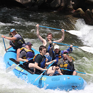 Whitewater Rafting Nantahala River