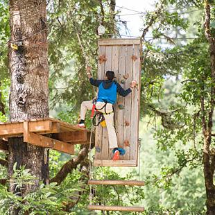 Portland Canopy Adventure Tour