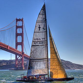 San Francisco Public Sailing