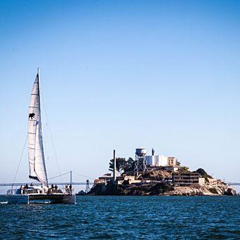 San Francisco Alcatraz Sailing Adventure