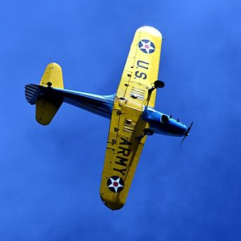 Aerobatic Thrill Ride in Virginia