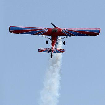 Aerobatic Thrill Flight in Iowa