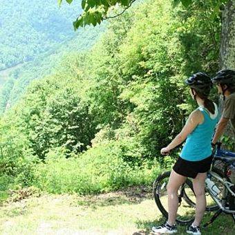 Mountain Biking in West Virginia