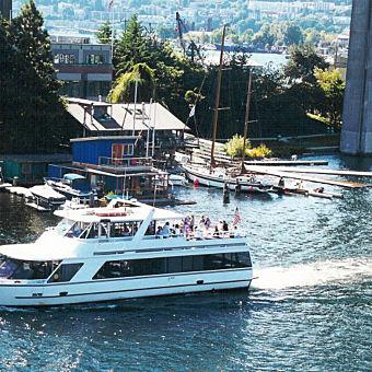 Seattle Wine Tasting Cruise