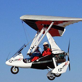 Learn to Fly a Light Sport Aircraft near Atlanta
