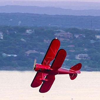 Aerobatic Flight in Austin