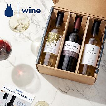 Blue Apron Wine Deliveries
