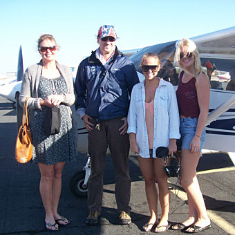Gulf Coast Sightseeing Airplane Tour from Ft. Myers, FL