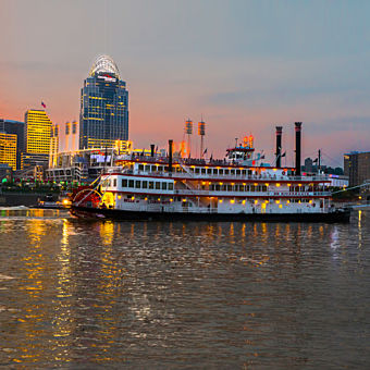 Dinner Cruise in Cincinnati