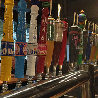 Draft Beers during History and Tavern Tour in Boston