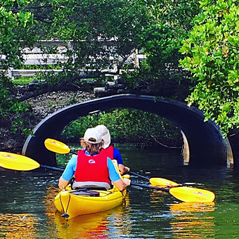 Oleta Kayak Tour in Miami