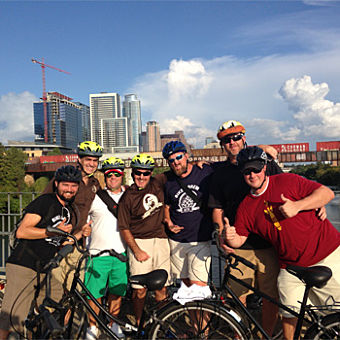 Austin Bike & Beer Tour