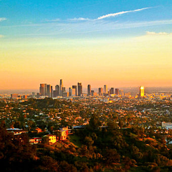 Sunset Hollywood Hike