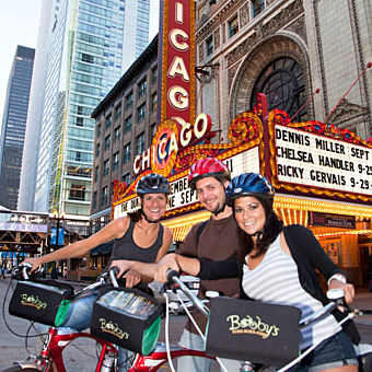 Explore Chicago by Bike