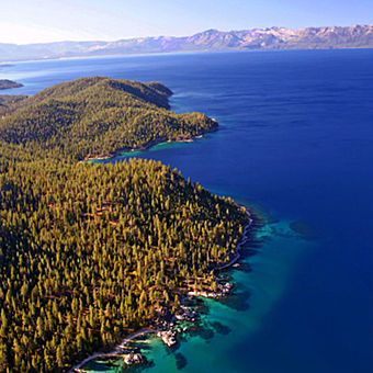 Helicopter Tour of Lake Tahoe