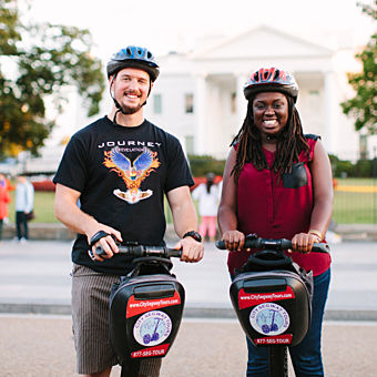 Segway Tour of Monuments