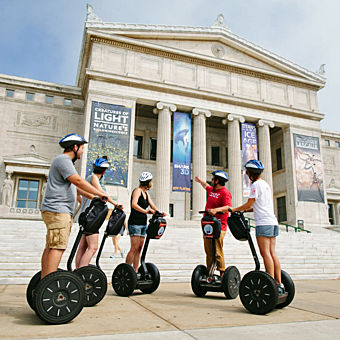 Explore Chicago on a Segway