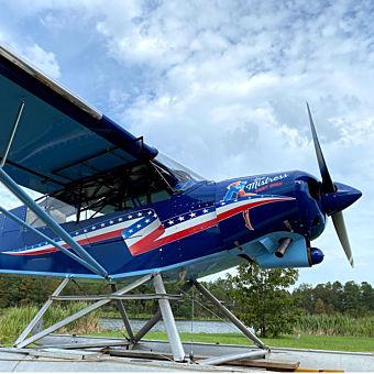Learn to Fly a Seaplane in Pineville, LA