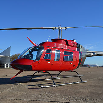 Skyline Helicopter Tour in Dallas