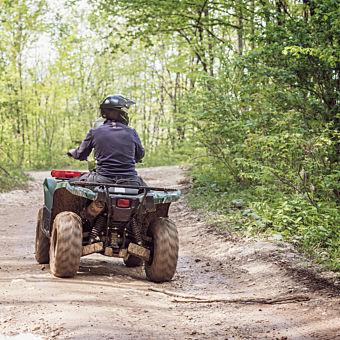 Off-Road ATV Adventure in Alaska