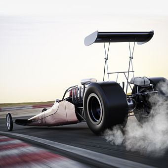 Drive a Dragster at Maple Grove Raceway
