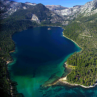 Emerald Bay Scenic Tour from South Lake Tahoe