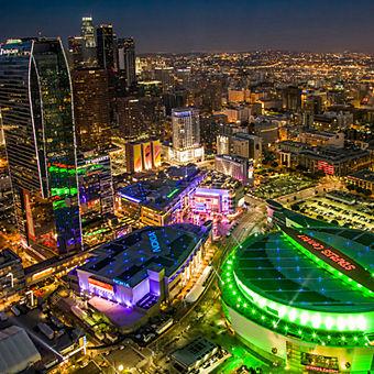 Hollywood Night Lights
