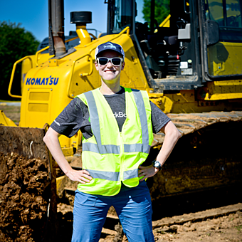 Play with Construction Equipment in Minneapolis