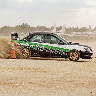 Rally Driving Adventure