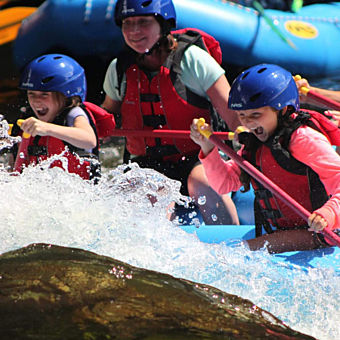 Deerfield River Whitewater Rafting in MA