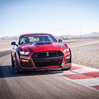 Ford Shelby GT500 Las Vegas