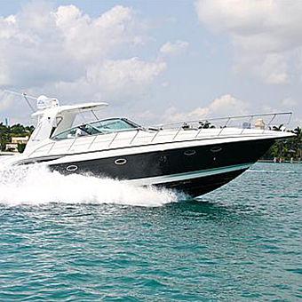 Private Charter aboard 43 Marquis in Miami