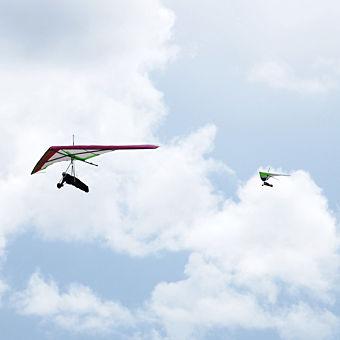 2,000' Tandem Hang Gliding Lesson
