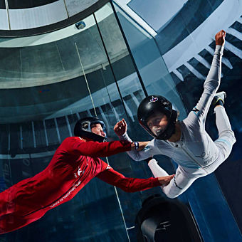 Indoor Skydiving in Fort Worth