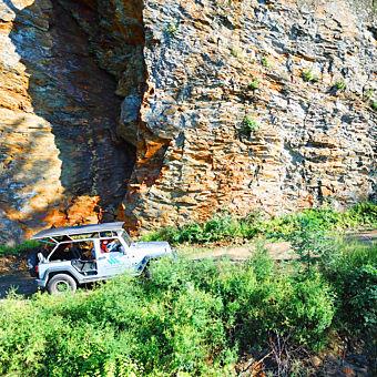Nantahala Train & Jeep Experience