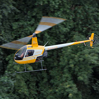Fly a Helicopter in Portland