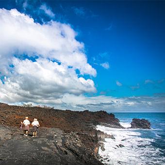 Volcano Hike on the Big Island