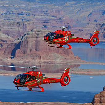 Lake Powell & Alstrom Point Helicopter Adventure