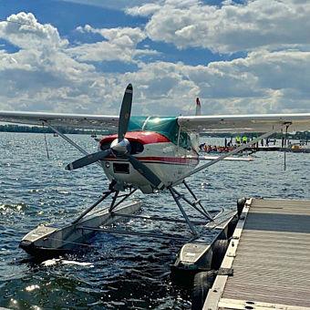 Guided Seaplane Tour near Orlando