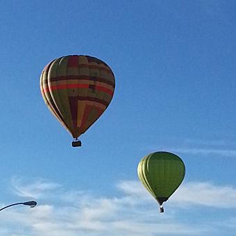 Shared Las Vegas Balloon Ride