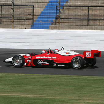 Nashville Superspeedway Indy Car Experience