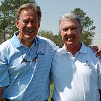Golf Lesson with PGA Pro Marty Fleckman in Houston