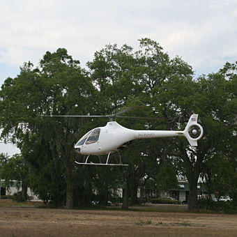 Learn to Fly a Cabri G2 Helicopter near Orlando